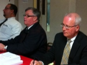 Union Attorney Paul Hynes