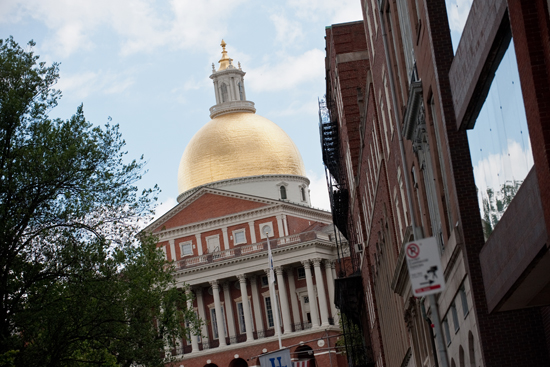 Photo of Massachusetts State House
