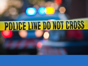 police crime scene photo