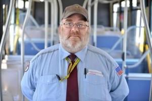 MBTA Bus Driver Kevin White