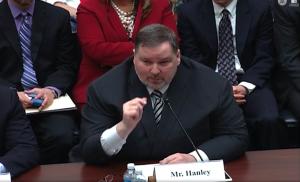 International President Larry Hanley