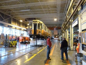 MBTA absenteeism effects everything from repairs to street-level service. The fact that the governor's team and the union have at least agreed on the broad contours of the problem is a vital step toward solving it. Credit Ibby Caputo / WGBH