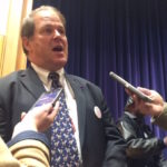 Photo of Massachusetts Democratic Party Chair Gus Bickford.