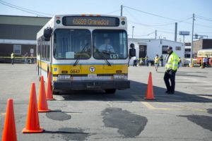 41st annual MBTA Bus Roadeo