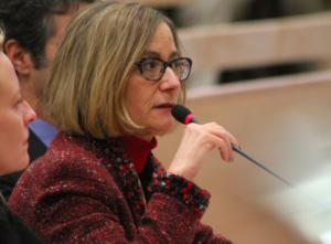 GIC executive director Roberta Herman