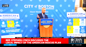 Rep. Lynch Against MBTA Cuts
