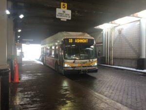 Route 18 Bus