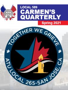 quarterly newsletter spring